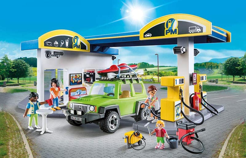 Coches Playmobil